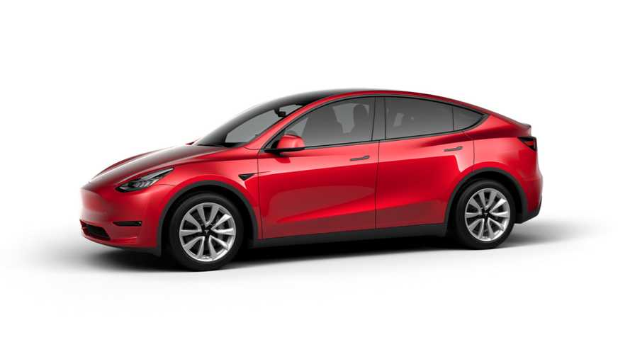Tesla Model Y Is Now Available To Order In China