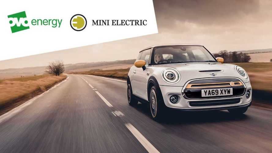 Mini and OVO Energy announce 5,000 free miles for Cooper SE in UK
