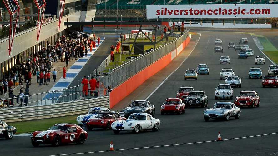 Silverstone Classic confirmed for July date