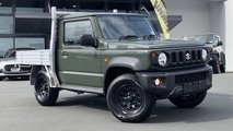 Suzuki Dealer Selling Adorable Jimny Trucks