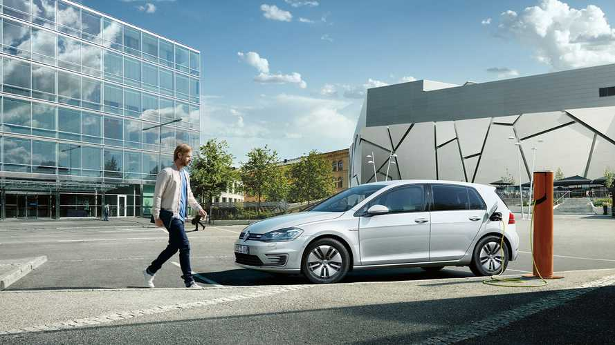 Unofficial: Over 4,000 VW e-Golf Orders In Germany In One Month
