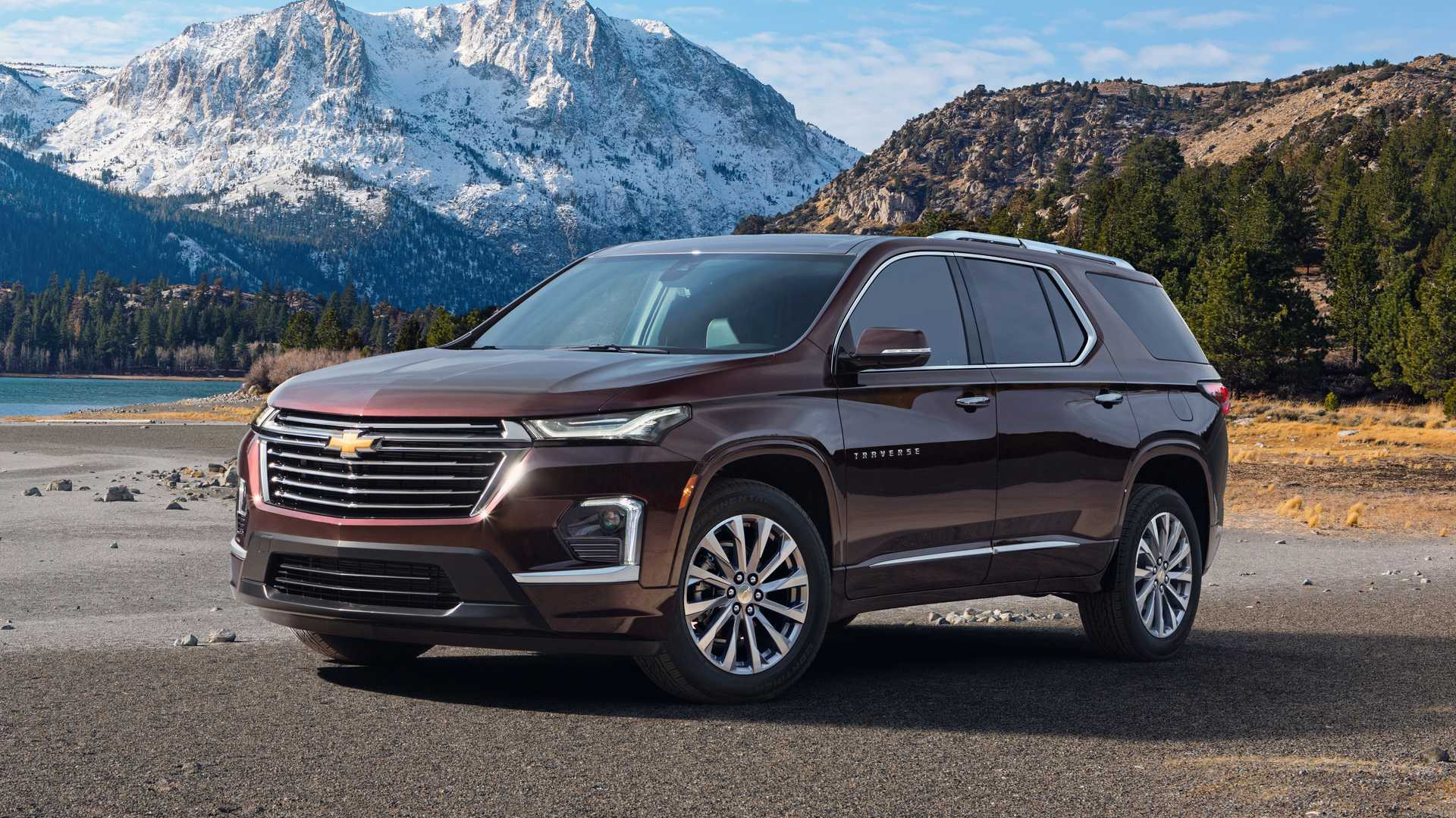 Chevrolet Traverse Facelift (2020) 3