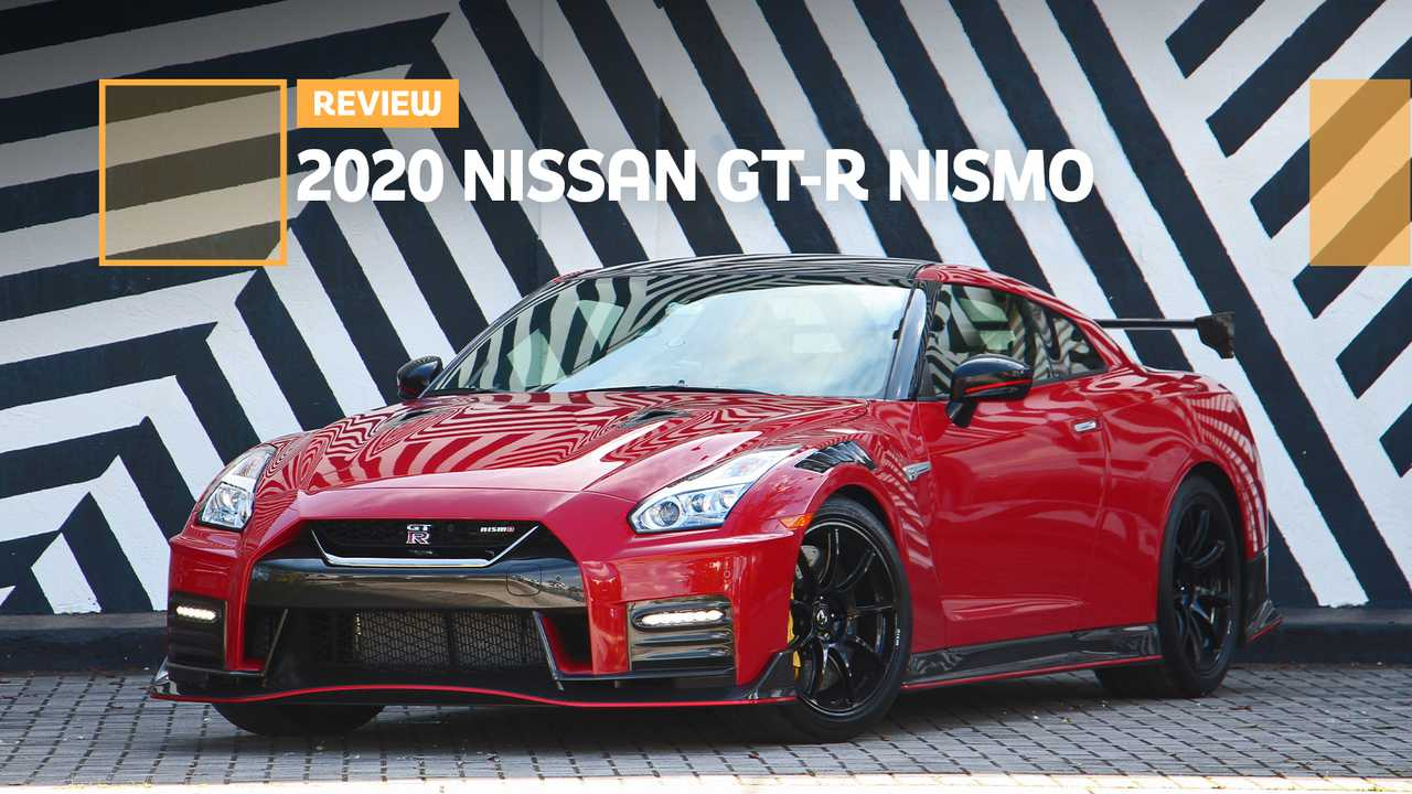 2020 Nissan GT-R Nismo: Review