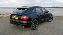Bentley Bentayga Hybrid, la prova