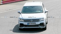 Volkswagen Tiguan Spy Photos