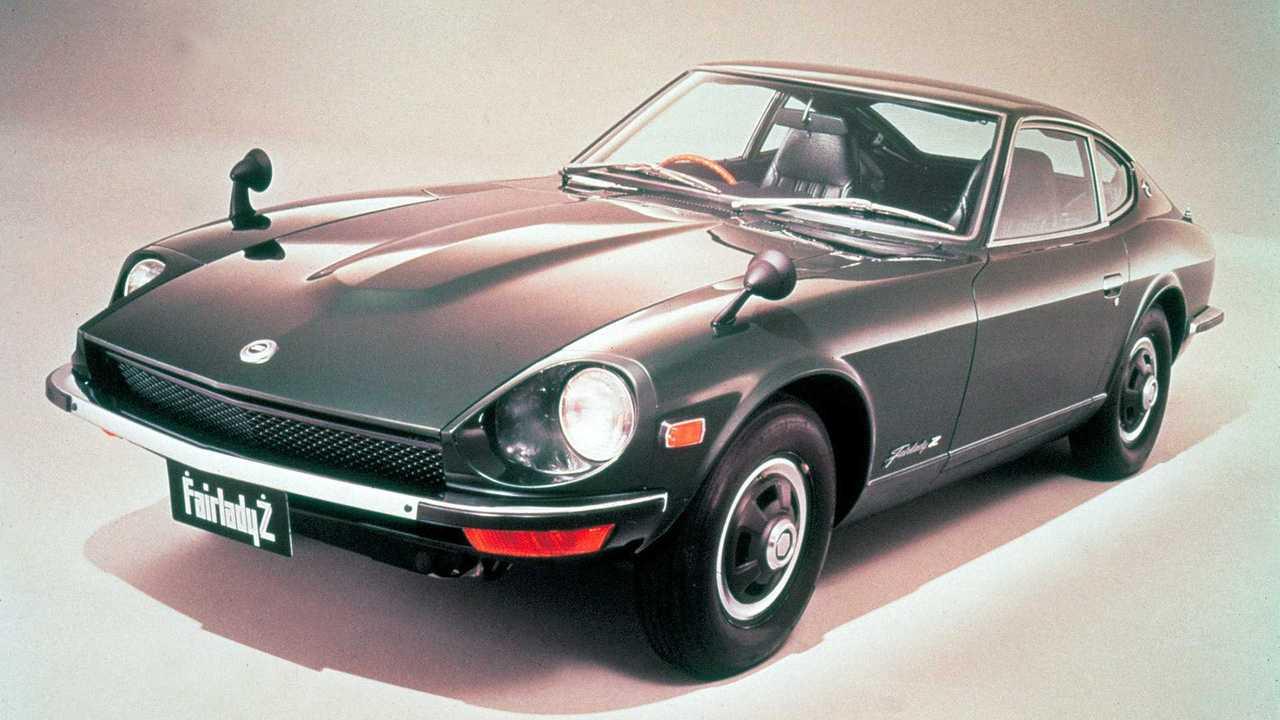50 Jahre Datsun 240Z