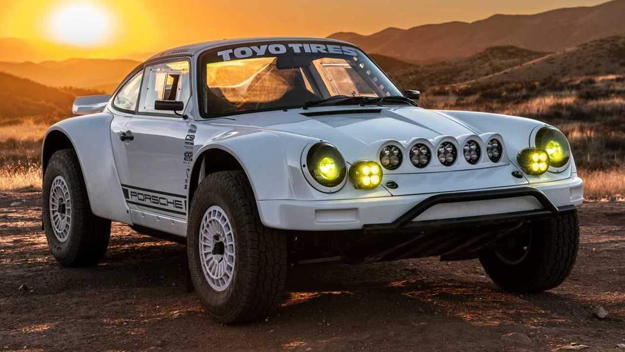 Russell Built Fabrications 911 Baja