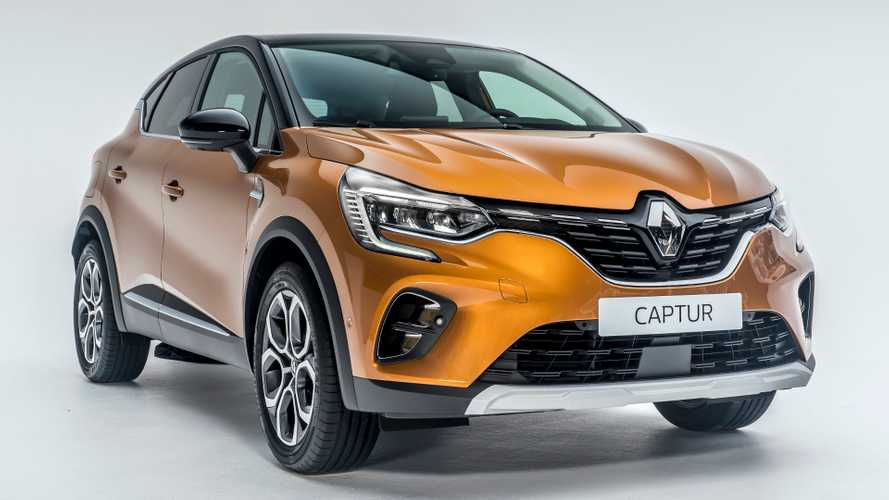 Renault's all-new Captur goes on sale at just over £17,500