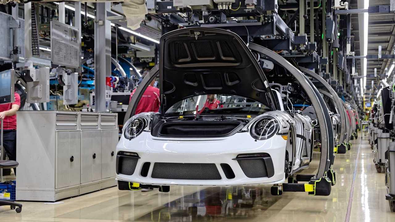 Dernière Porsche 911 Speedster