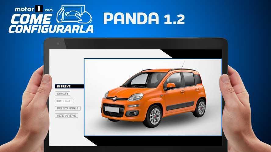 Fiat Panda, come configurare una versione poco costosa