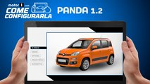 fiat panda configuratore come configurarla 2020