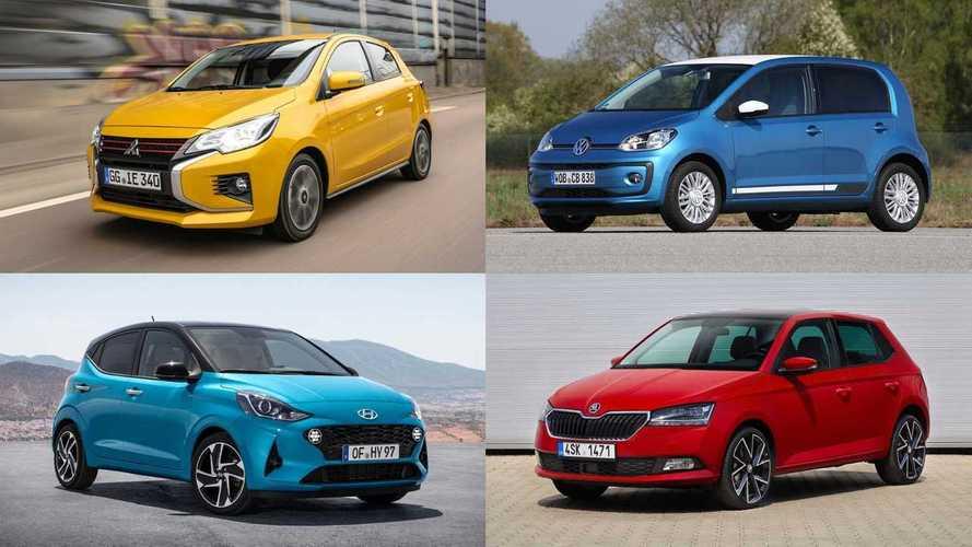 Top Ten: Die zehn lahmsten Autos auf dem Markt