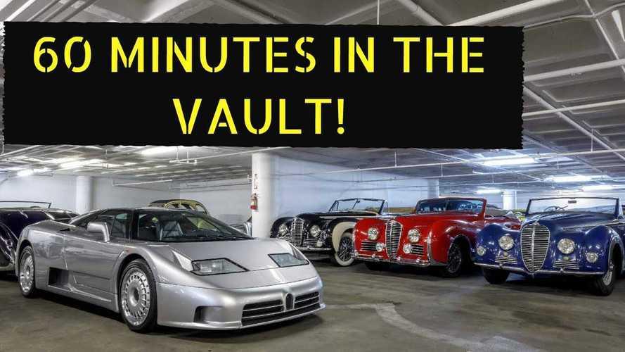 Conoce el genial almacén del Museo Petersen, con más de 250 vehículos