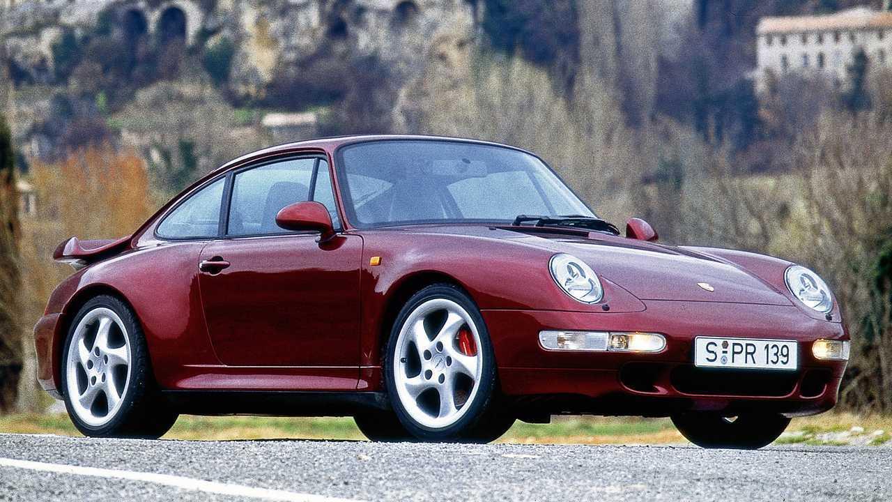 Porsche 911 Turbo (993) - 1995-1997