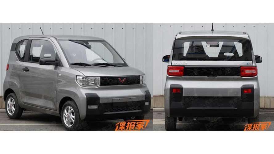 SAIC-GM-Wuling EV Microcar