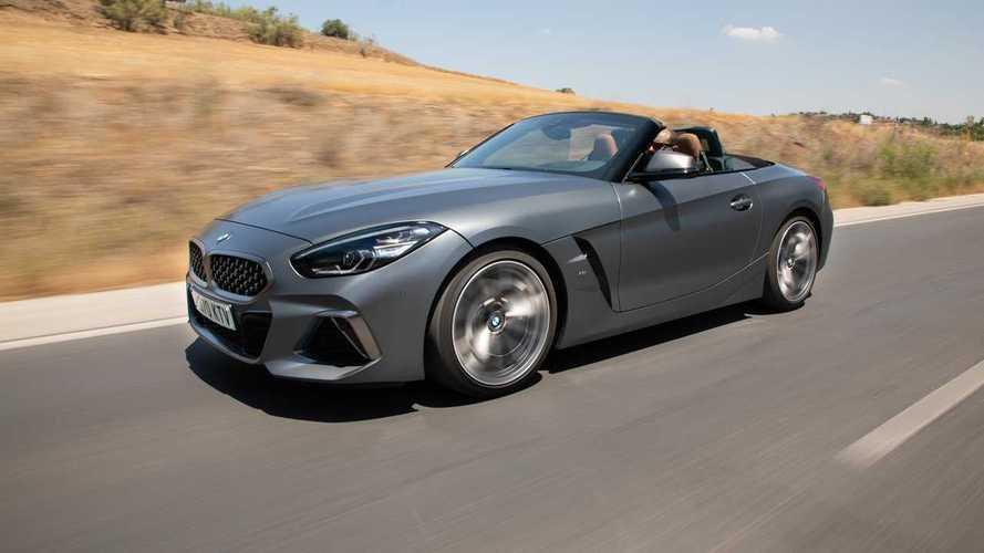 BMW Z4 M40i 2020, a prueba: para gozar de la vida al volante