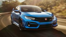 2020 honda civic type r restylage