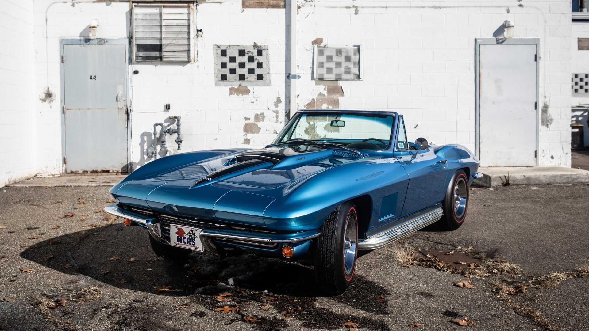 """[""""1967 Chevrolet Corvette 427/435""""]"""