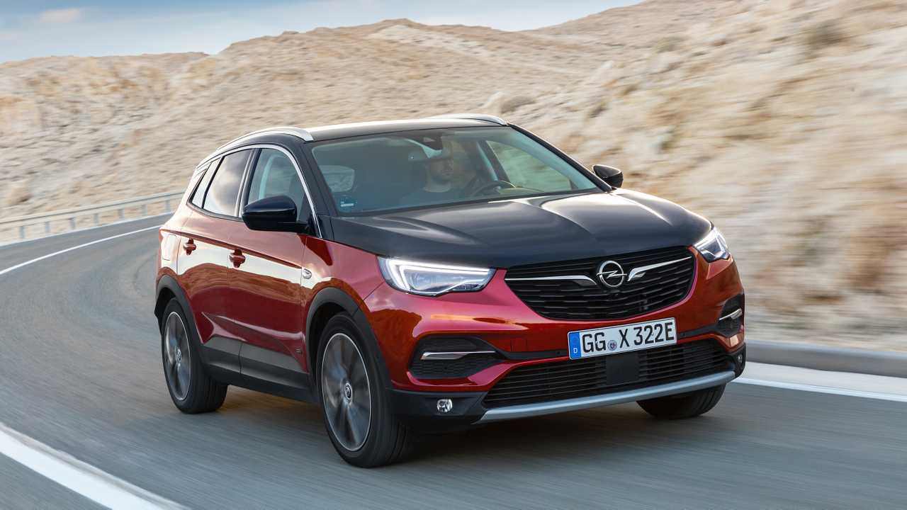 Opel Grandland X Hybrid4, primera prueba