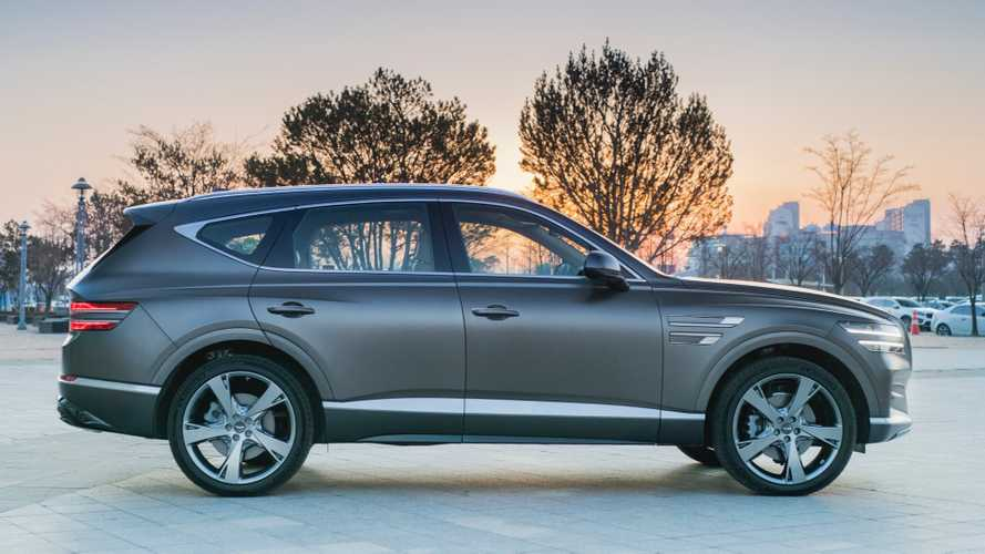 Genesis GV80 US Debut Is Today: See The Livestream Here
