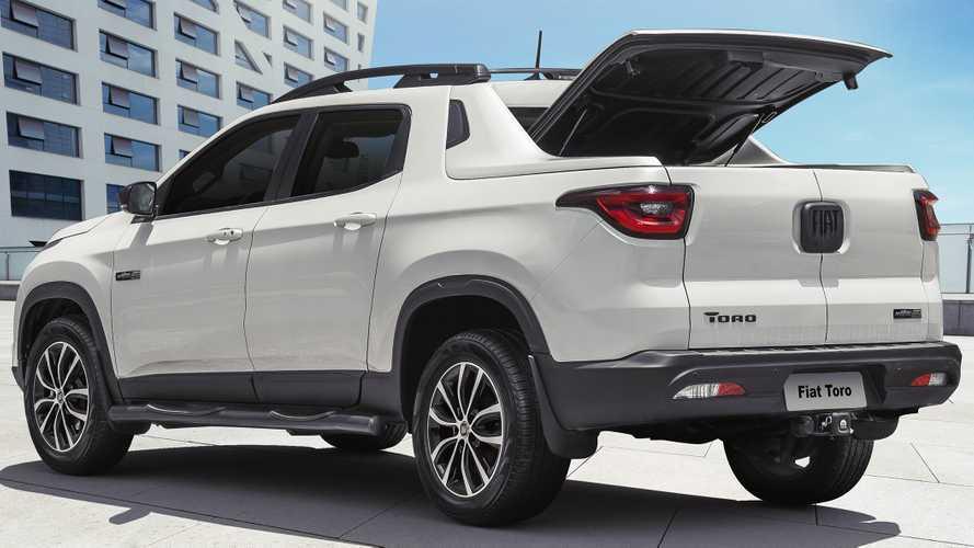 Fiat Toro Ultra, in Brasile arriva il pick-up più sfizioso