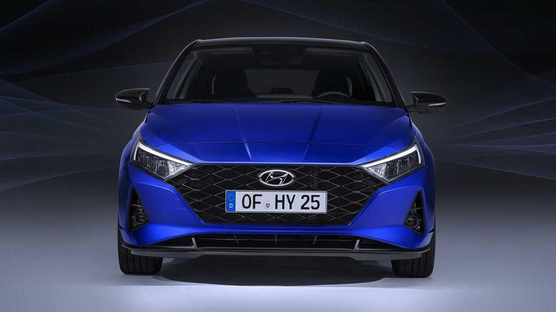 Hyundai полностью раскрыла внешность нового хэтчбека i20