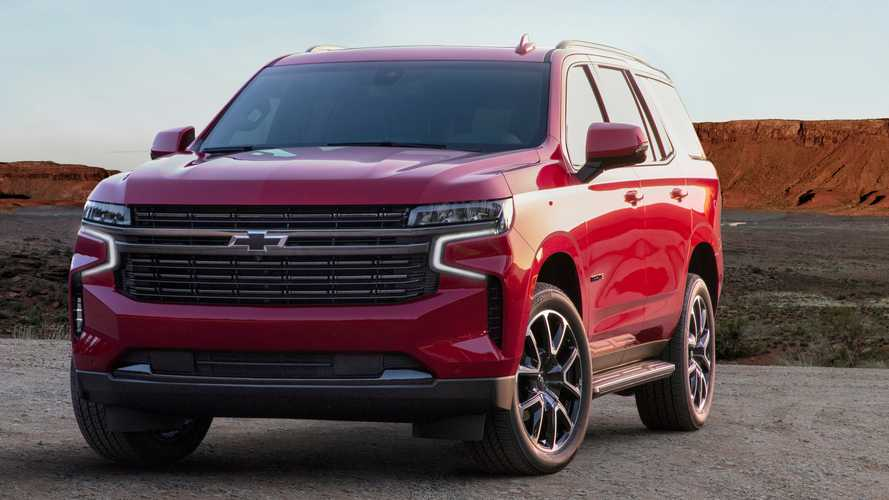 2021 Chevy Tahoe And Suburban Get Better City MPG, Worse On Highway