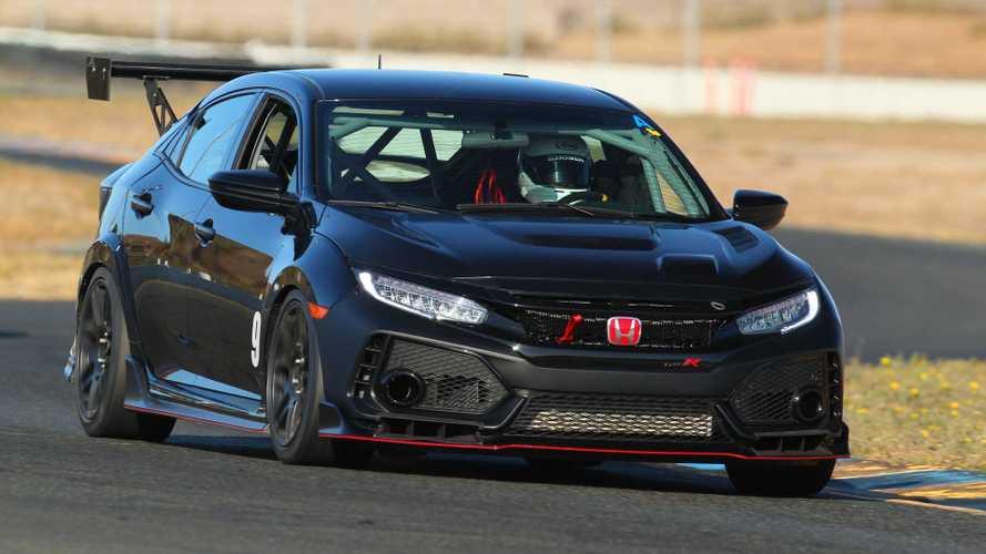 Honda Civic Type R TC - Une version piste vendue prête à l'emploi