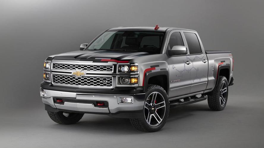 Chevrolet Silverado Toughnology concept revealed
