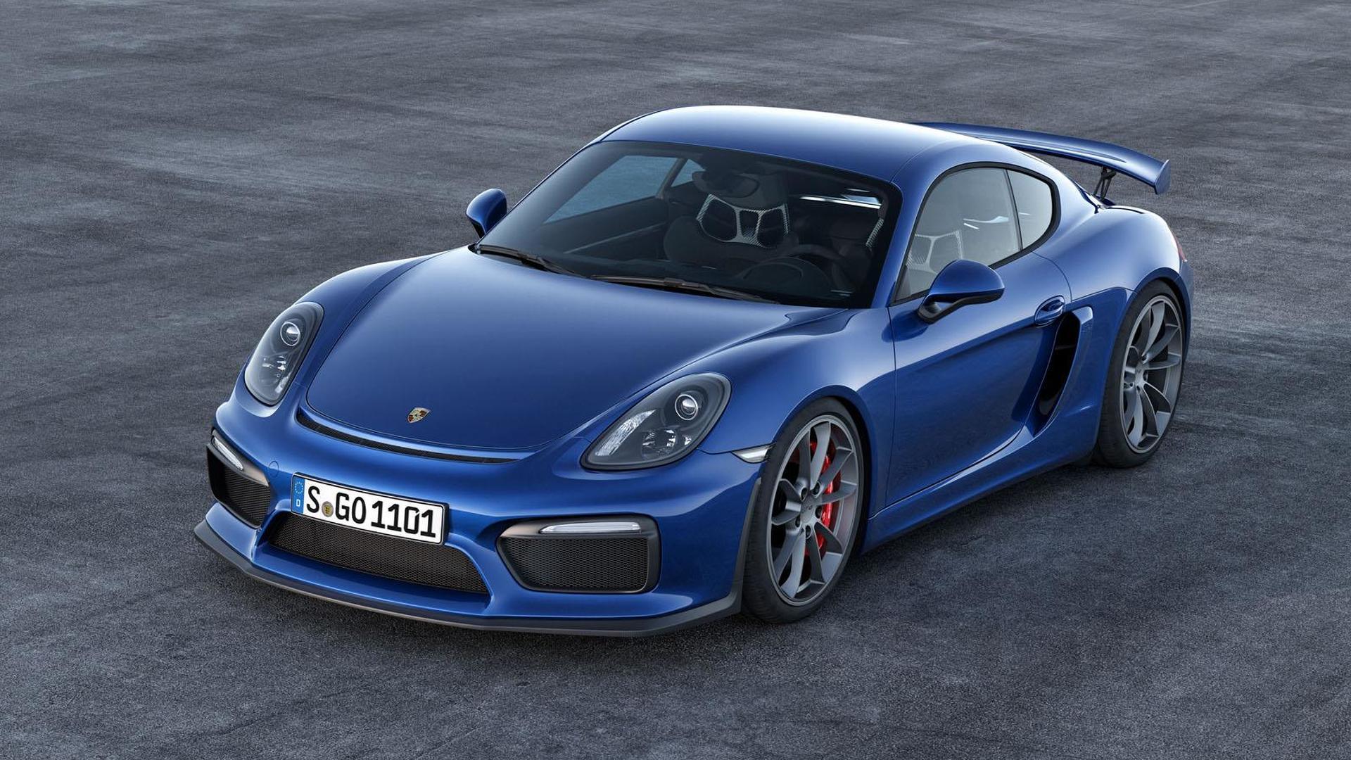 Porsche Cayman GT4 News and Reviews