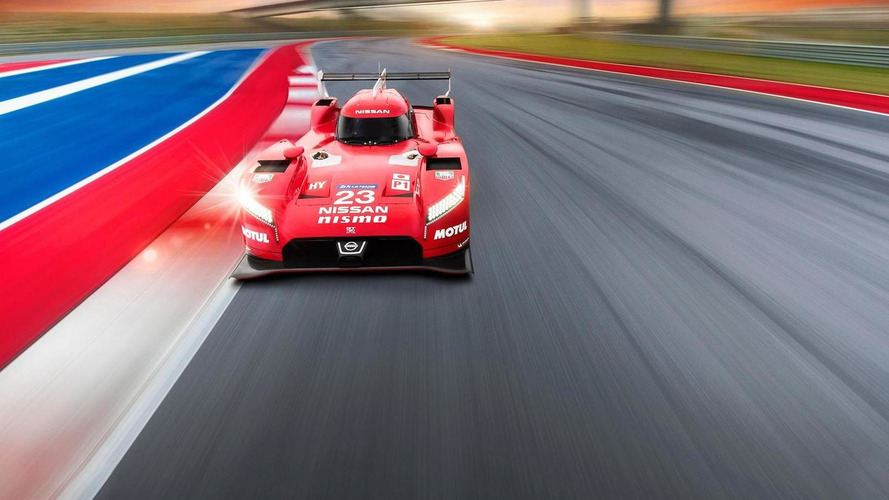 Nissan withdraws LMP1 entry from 2016 WEC