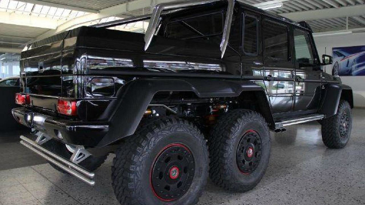 Mercedes 6X6 For Sale >> Mercedes Benz G63 Amg 6x6 For Sale 4 Of 24 Motor1 Com Photos