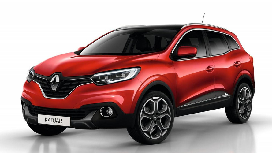Renault Kadjar officially revealed, goes on sale this summer