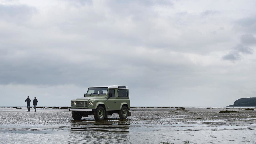 Land Rover could keep Defender production alive outside Europe
