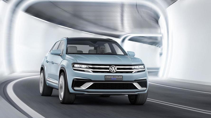 Volkswagen Tiguan Coupe önümüzdeki yıl gelebilir