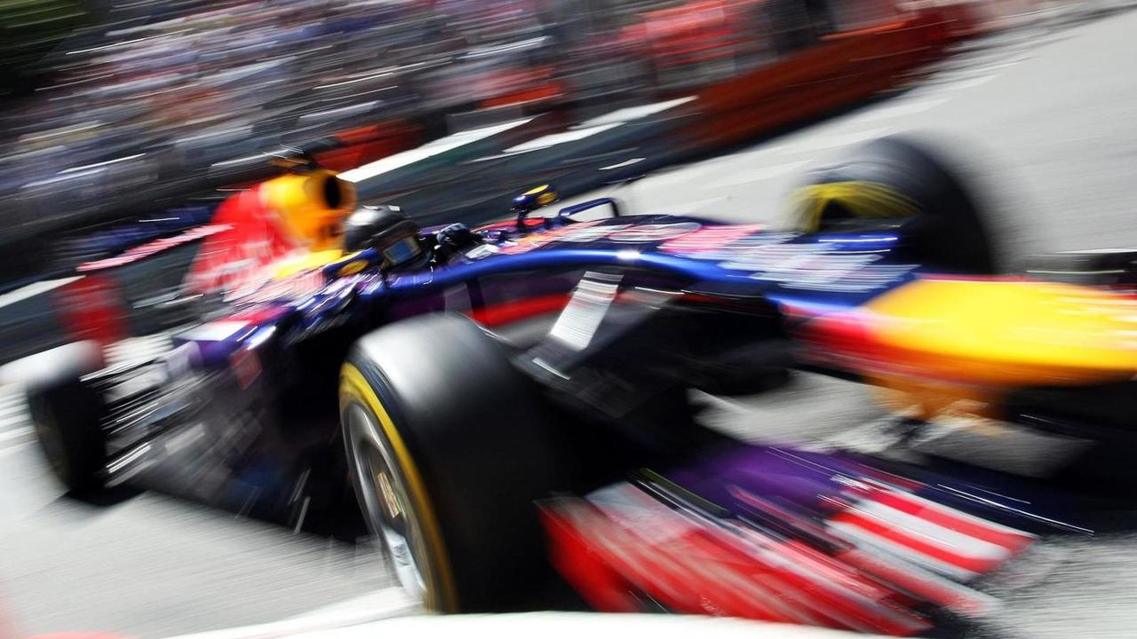 Sebastian Vettel (GER), 24.05.2014, Monaco Grand Prix, Monte Carlo / XPB