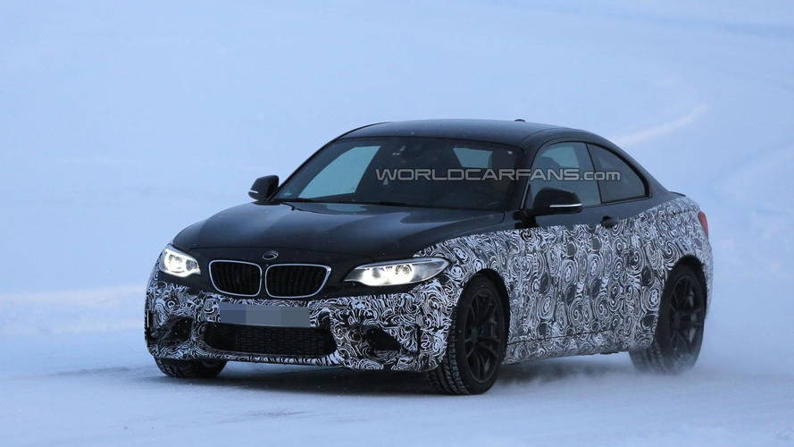 BMW could offer M2 Coupe with optional xDrive in select markets