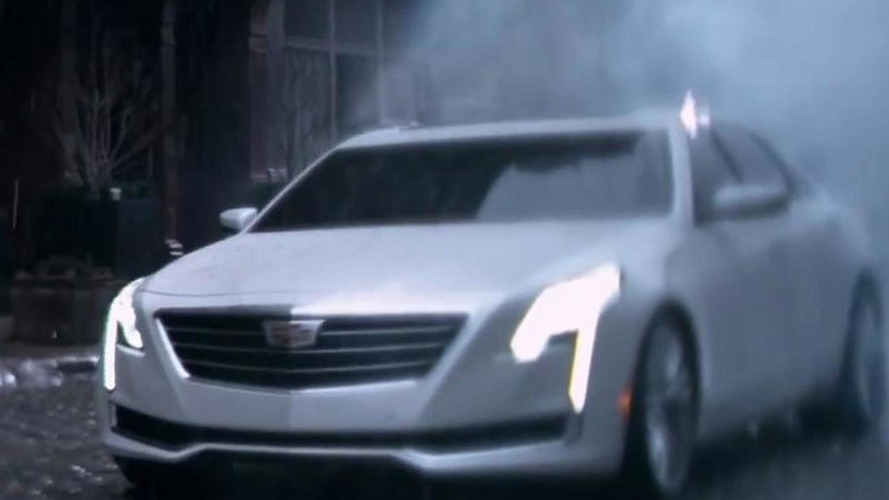 2016 Cadillac CT6 partially revealed in Oscar ad [video]