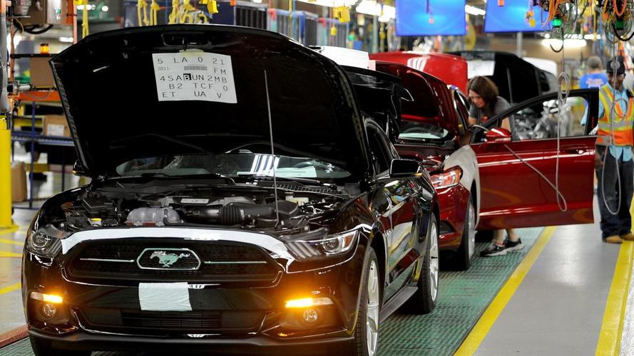 Ford Mustang Plant Halts Production, Neighbors Evacuated Over Gas Leak