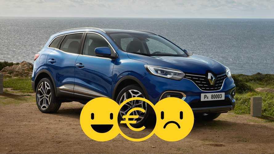 Promozione Renault Kadjar, perché conviene e perché no