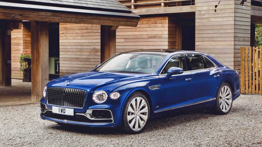 Bentley Releases First Edition Flying Spur Special Edition