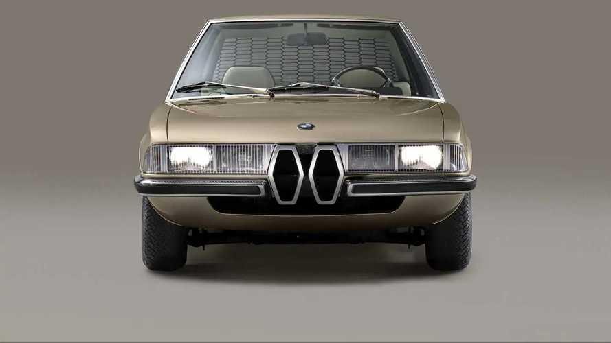 BMW, el concept de Bertone renace en Villa d'Este
