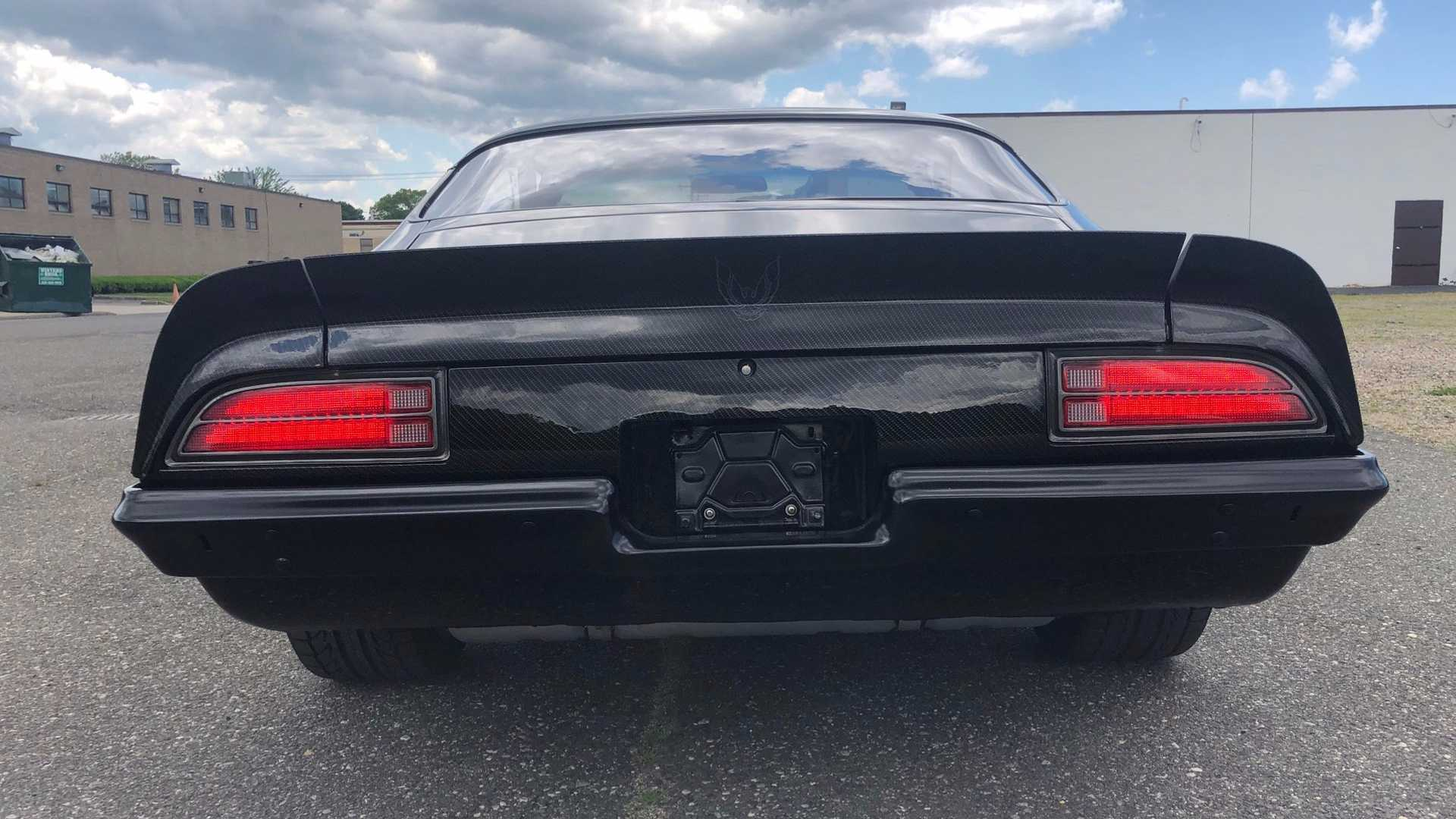 """[""""You Can Own This Perfect 1973 Firebird Formula Restomod""""]"""