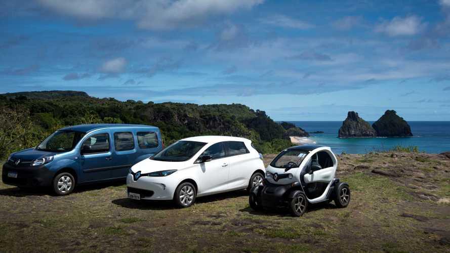 Fernando de Noronha vai banir carros a combustão; dirigimos o Renault Zoe na ilha