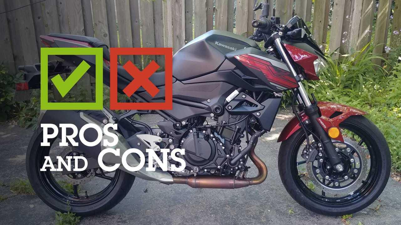 2019 Kawasaki Z400: Pros and Cons