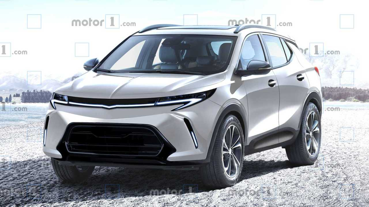 Chevrolet Bolt-based crossover