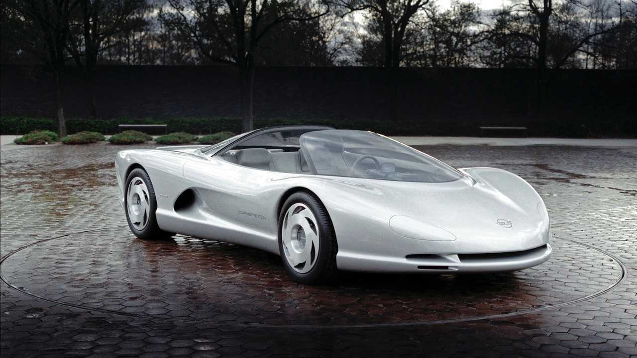 Chevrolet Corvette Indy (1986)