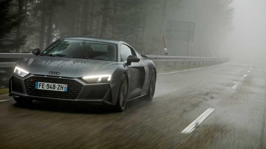 Une version plus démoniaque de l'Audi R8 serait en préparation
