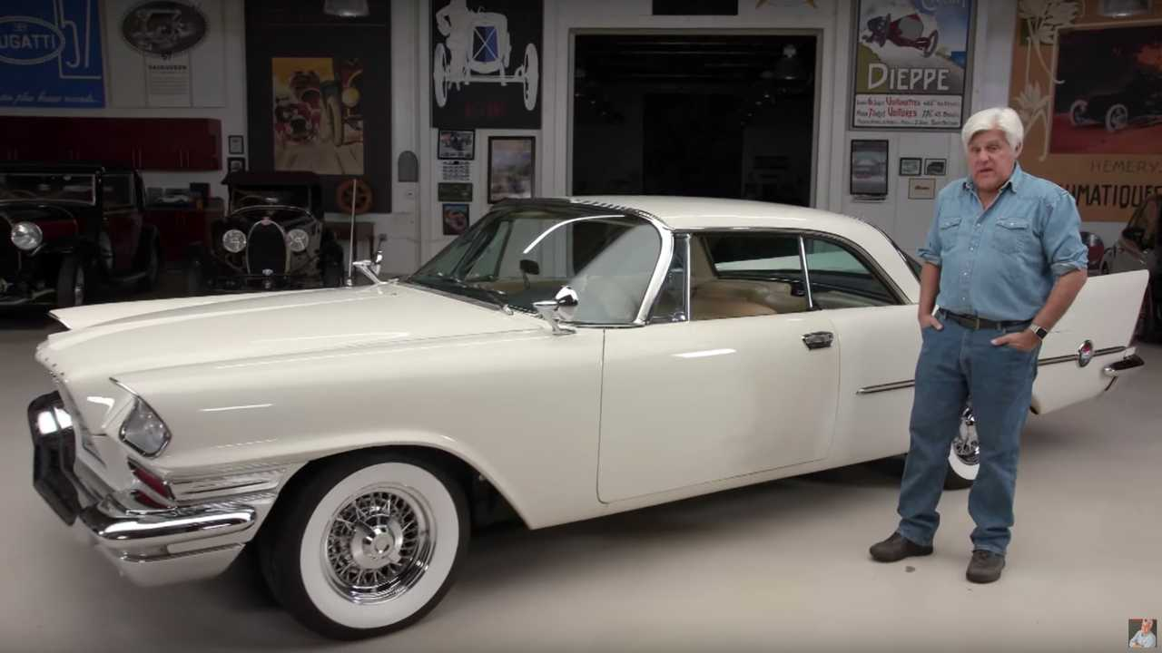 Jay Leno Chrysler 300D