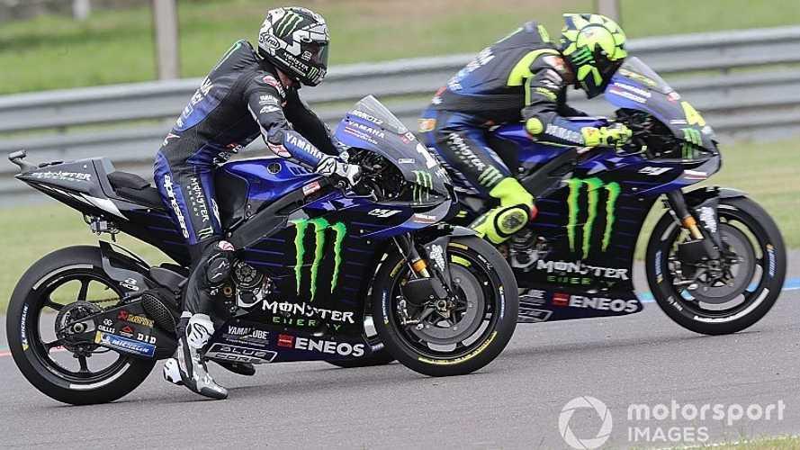 Viñales ha perdido más de 200 posiciones en las salidas de MotoGP